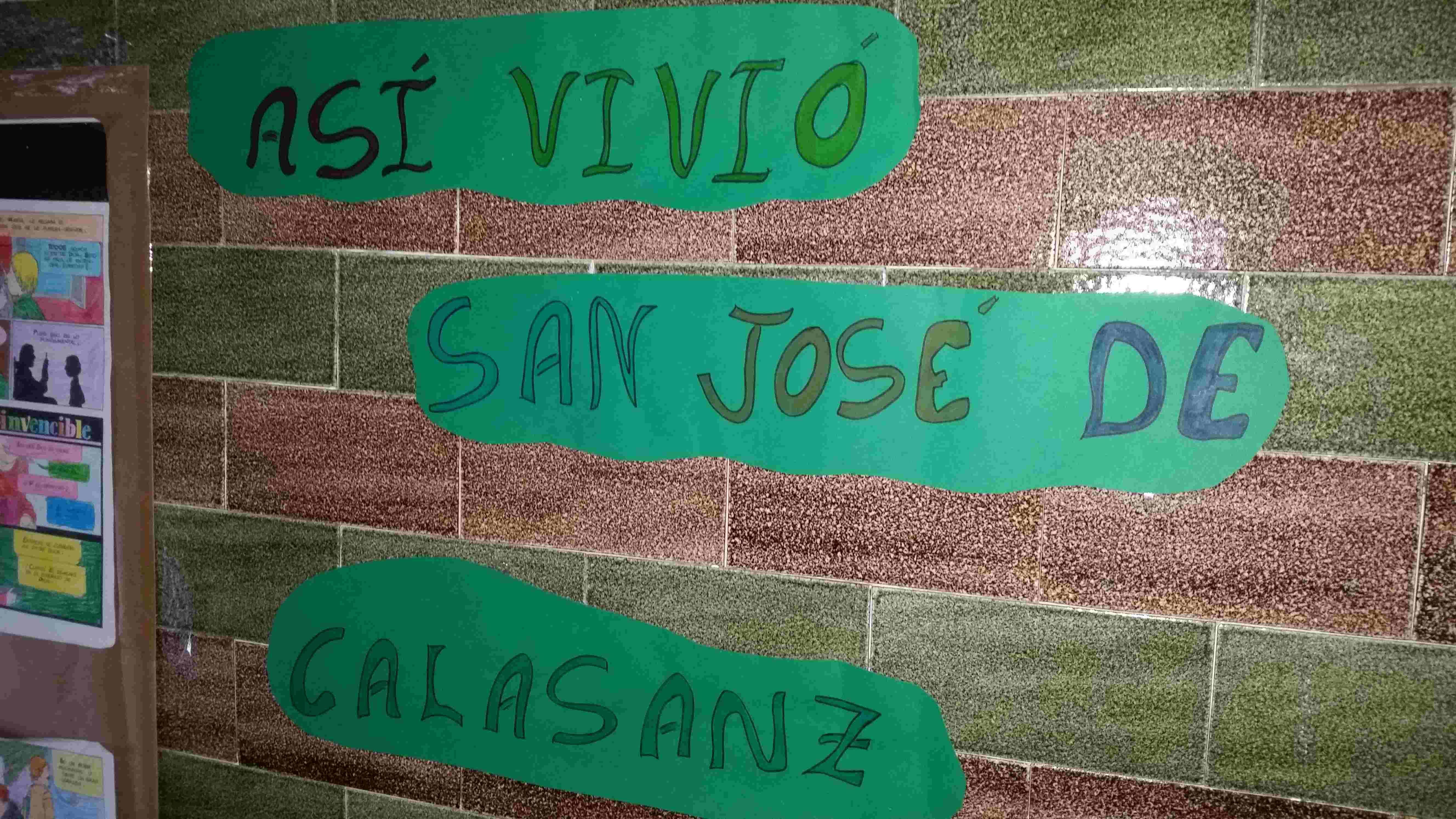 San josé de Calasanz San josé de Calasanz San josé de Calasanz 20141127_105145