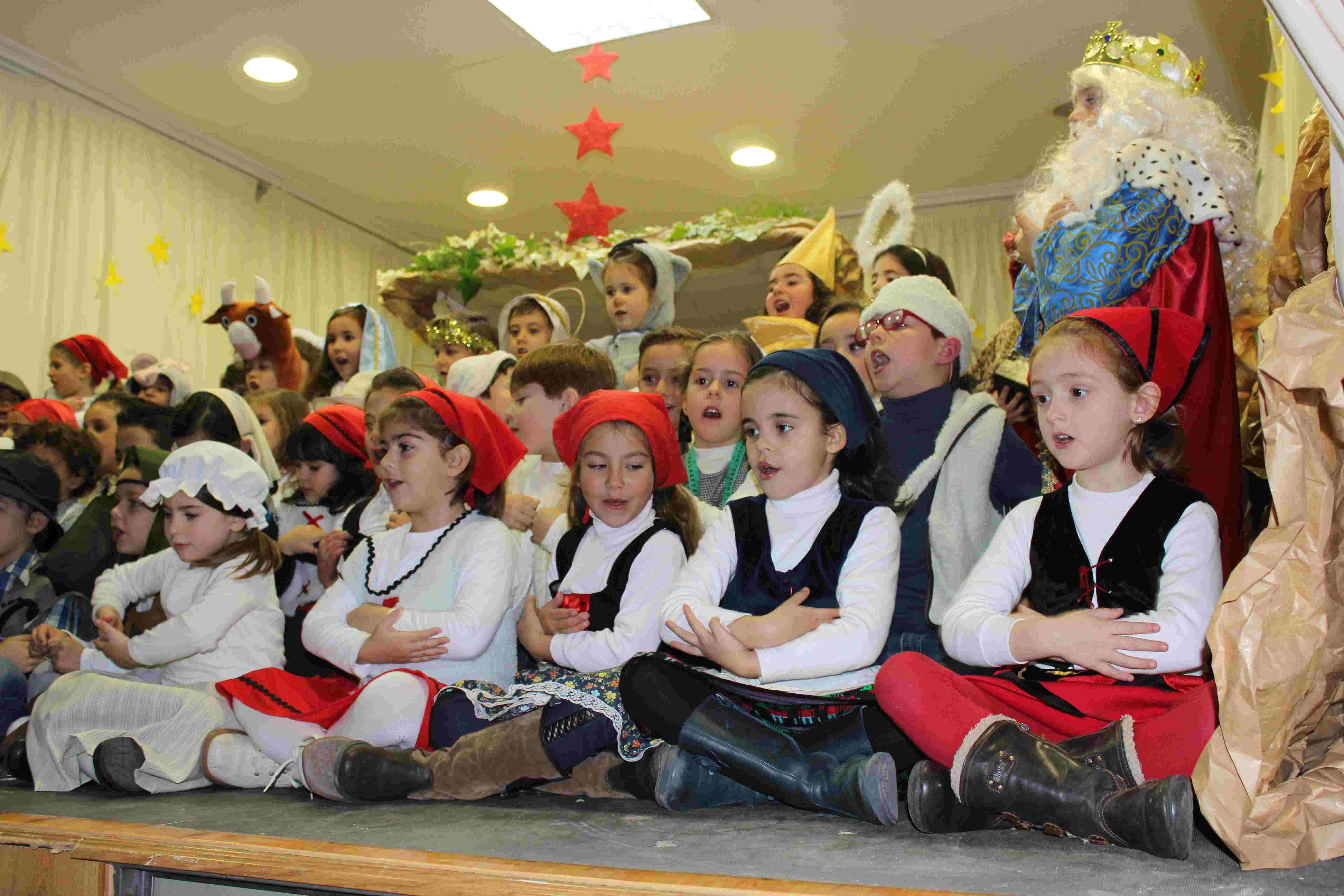 Teatro de Navidad Ed. Infantil 2014IMG_3519