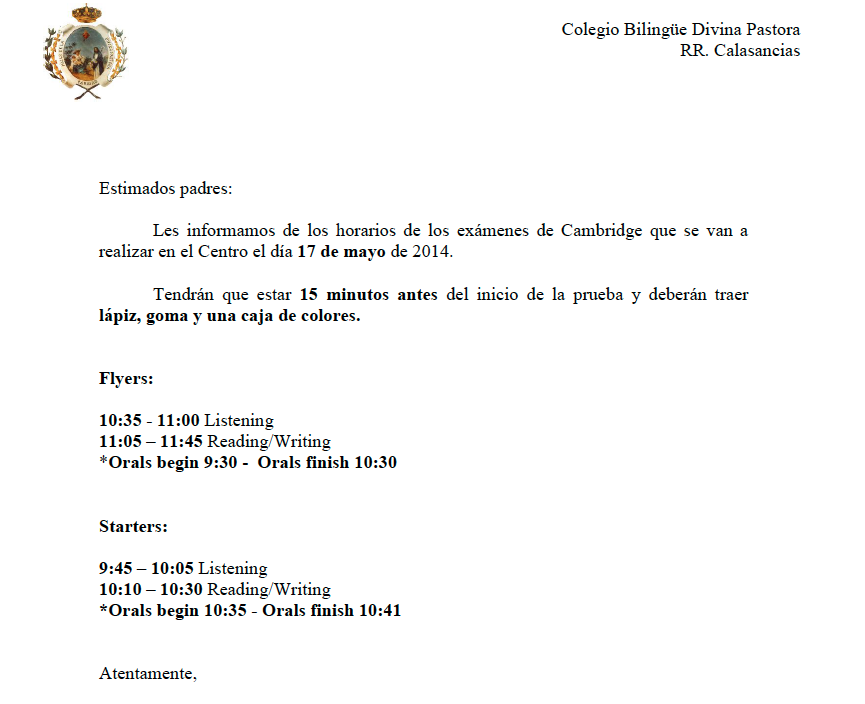 CIRCULAR HORARIOS EXAMENES CAMBRIDGE12052014103910.pdf at 15.53.51