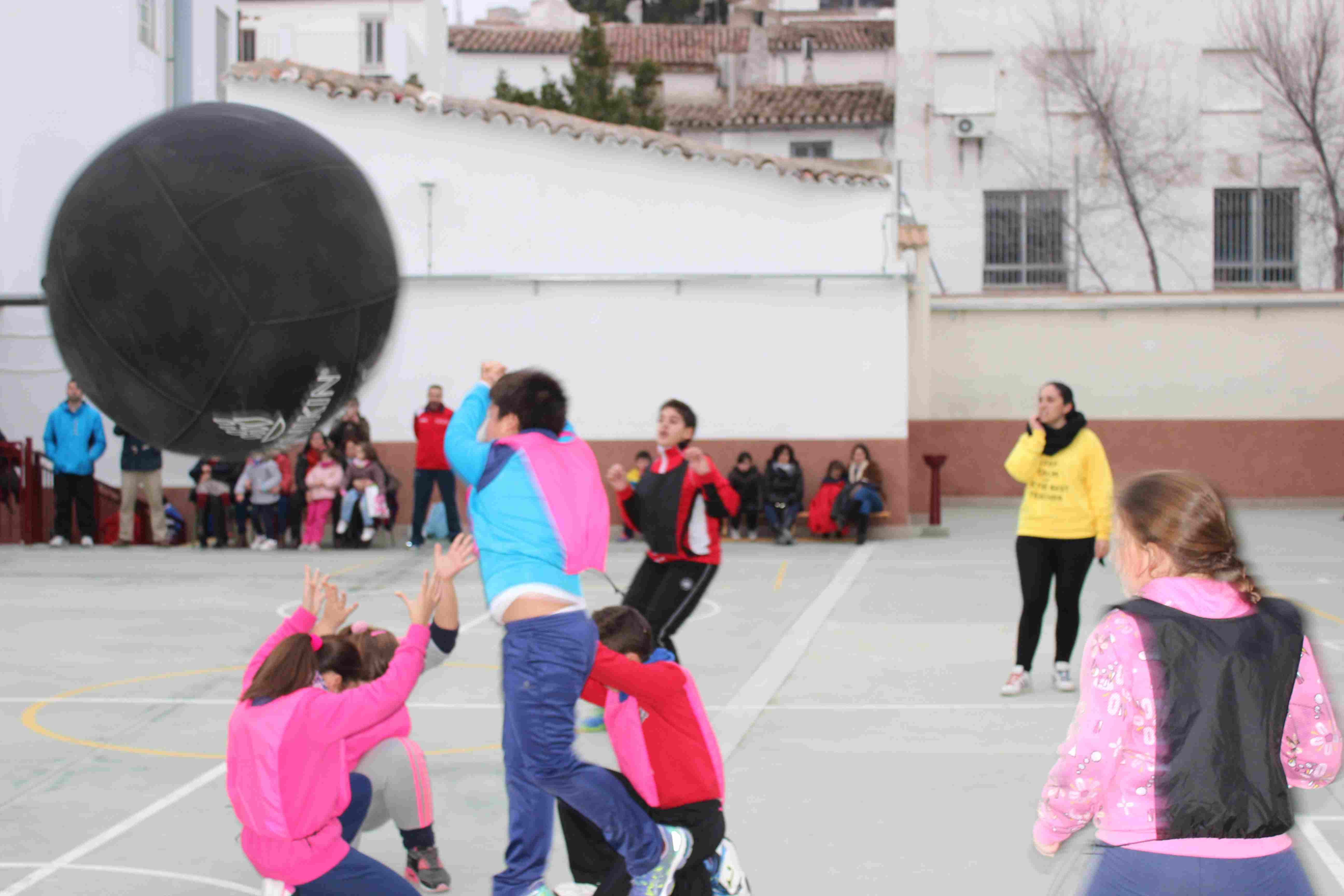 IV Campeonato de KIn Ball Ed. Primaria 2015IMG_4164