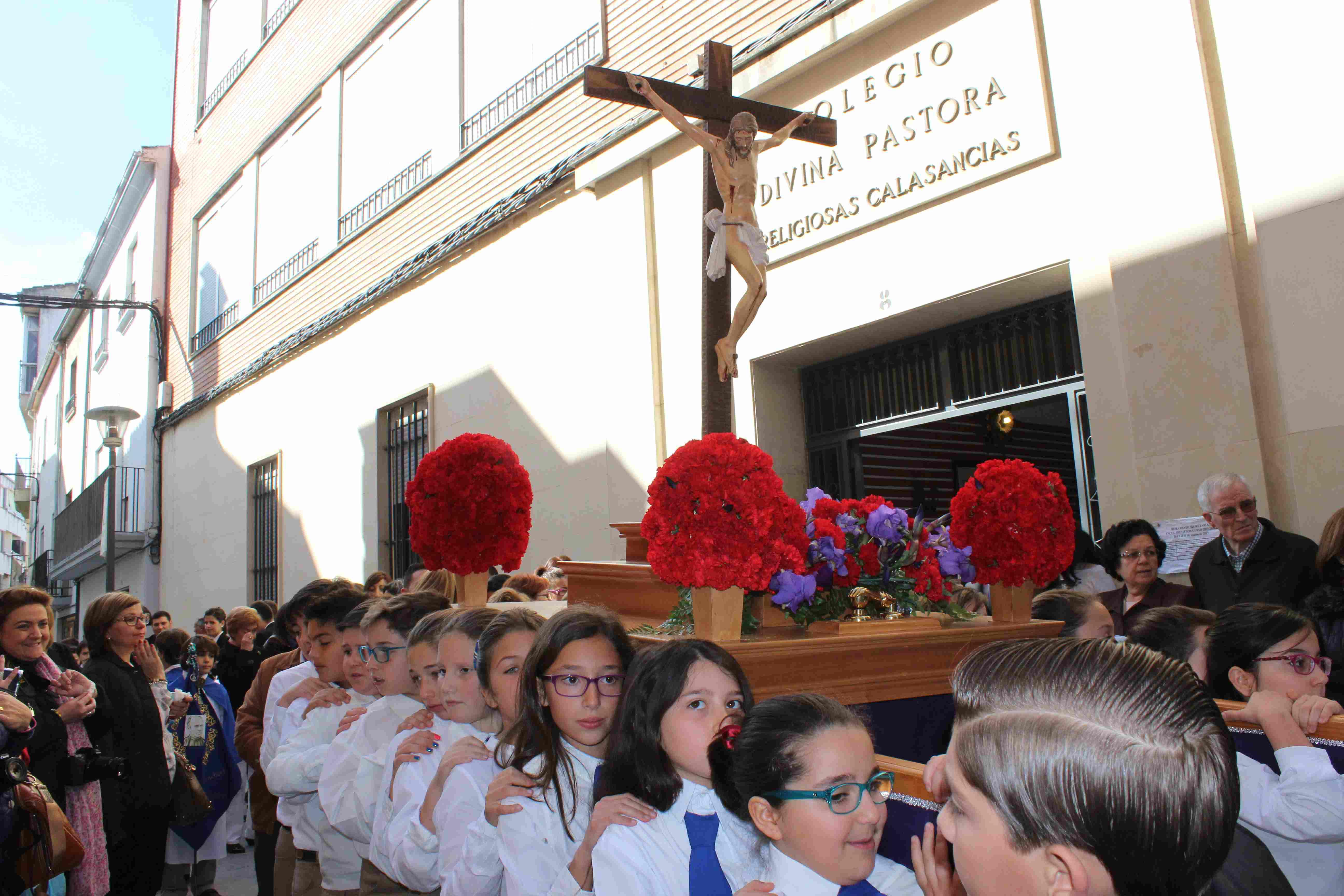VII Procesión Infantil Cristo de las Letras y Nuestra Señora de la Piedad 2015.IMG_7034